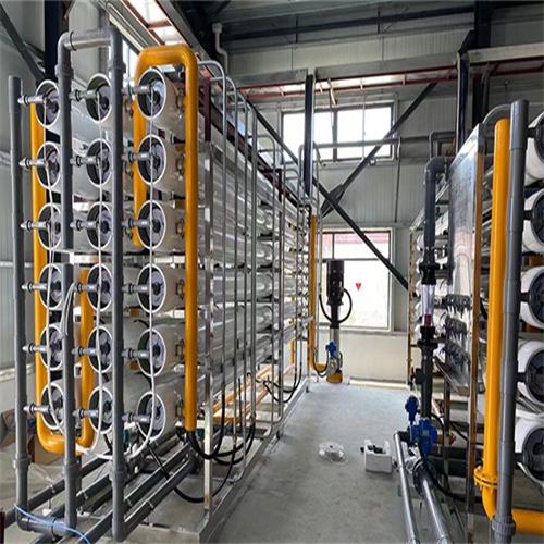 陕西反渗透水处理厂家_西安反渗透处理设备_反渗透水处理厂