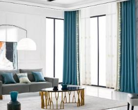 贵州窗帘加盟|甘肃家居软装|四川窗帘设计