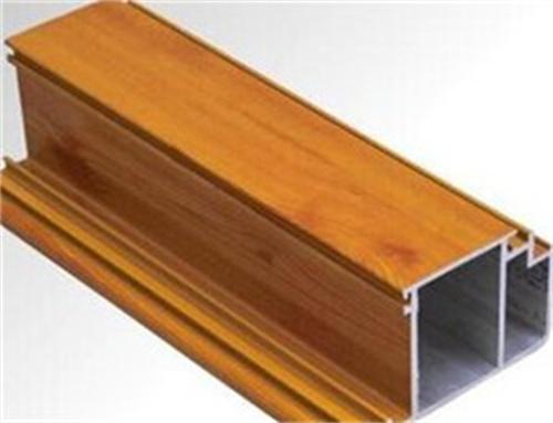 汉中木纹转印厂家批发_陕西香槟电咏型材_喷涂彩铝生产销售