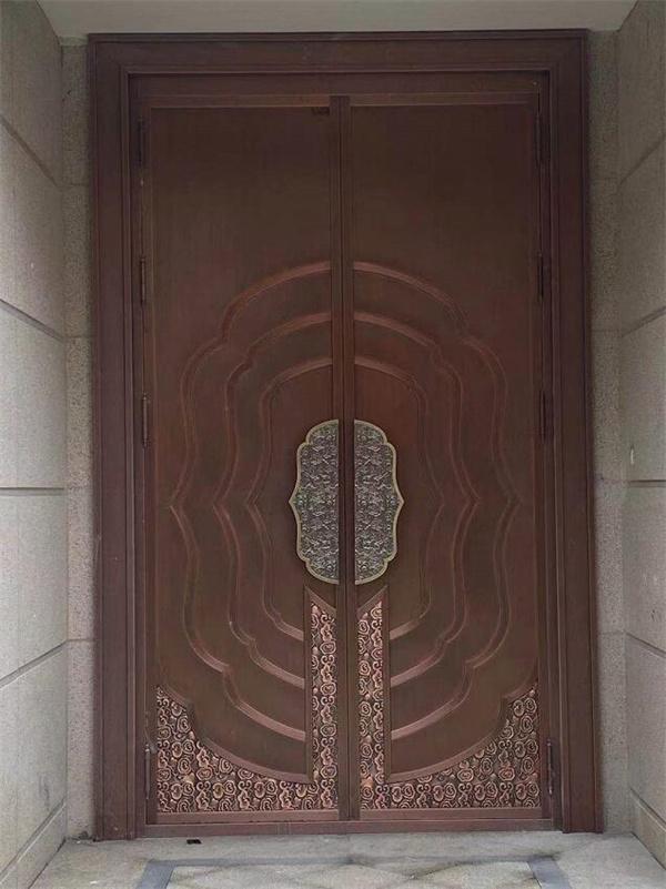 重庆纯铜门安装厂家|重庆纯铜门定制厂家