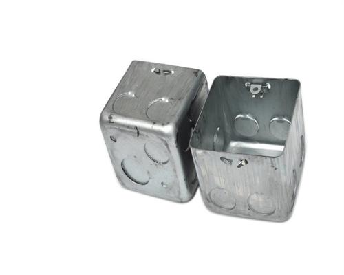 人防密闭接线盒销售_眉山接线盒厂家_成都金属接线盒批发