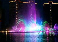 郑州激光水秀工程 激光水秀景观公司