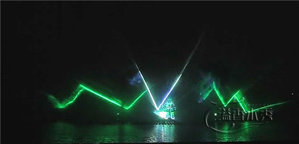 洛阳音乐喷泉施工_河南激光水秀设计采购_水幕电影工程