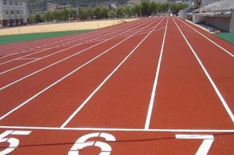 重庆塑胶跑道施工 重庆体育配套设施 重庆塑胶跑道设计厂家