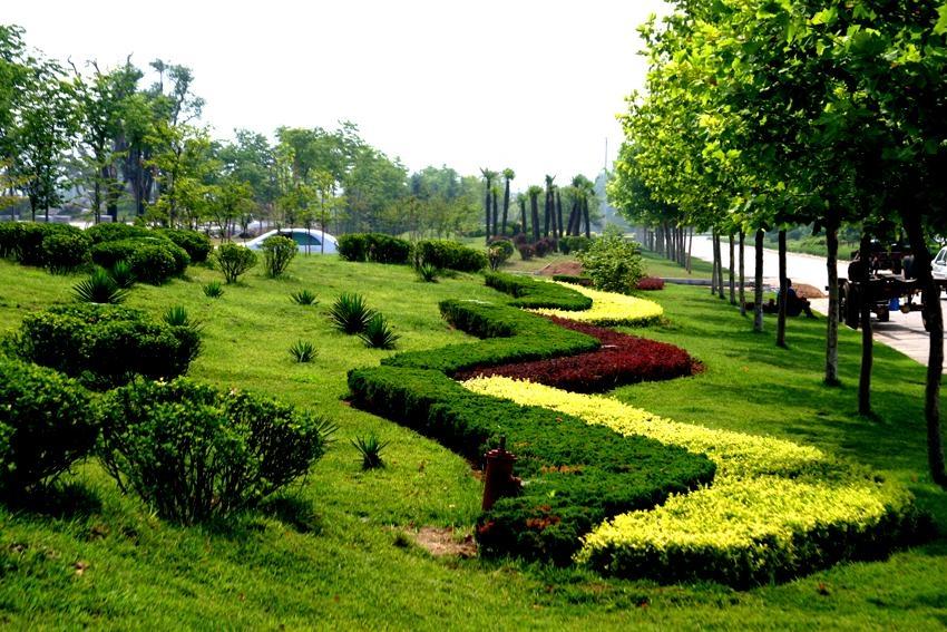 园林绿化工程施工|眉山园林绿化工程|成都园林绿化工程公司