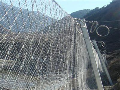 德阳边坡防护网 成都边坡防护网 绵阳边坡防护网
