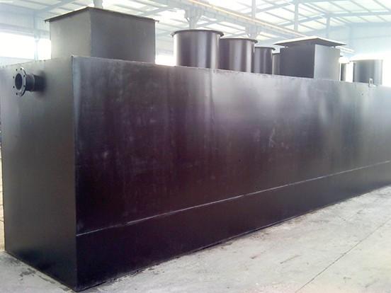 汉中一体化污水处理设备生产厂家_商洛农村污水处理设备价格