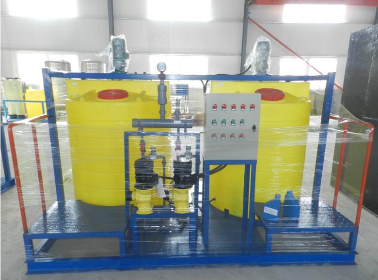 陕西污水处理设备厂家_咸阳农村污水处理设备价格