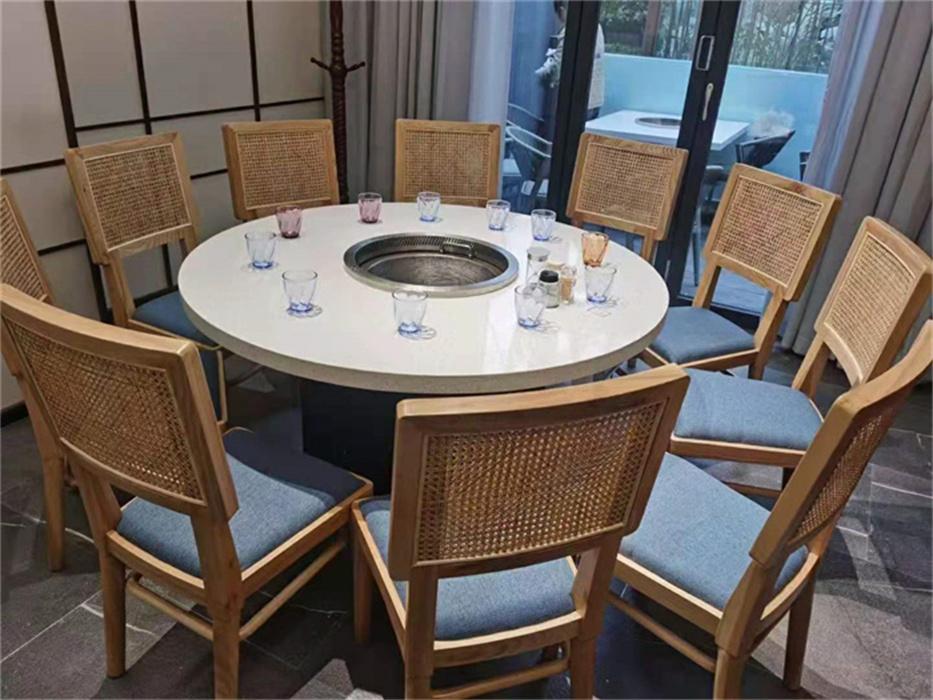 西安火锅桌生产厂家,西安火锅桌批发,火锅桌定制