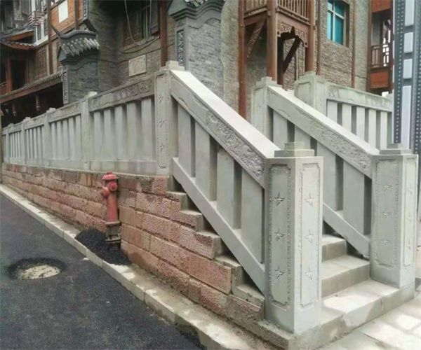 巴中青石栏杆安装_宜宾青石栏杆销售_成都青石栏杆生产