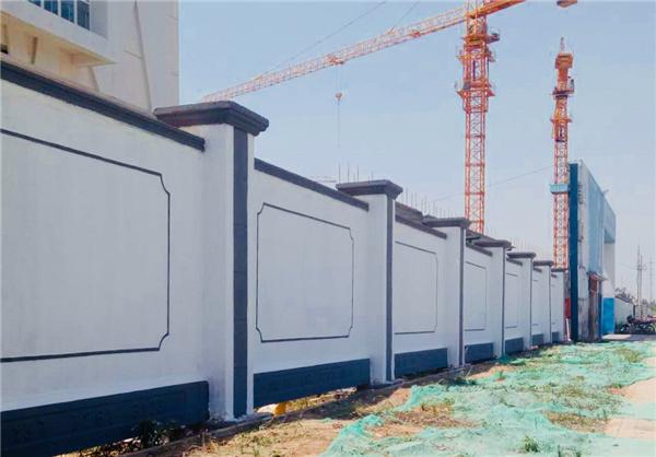 陕西预制围墙厂家_安康新型环保围墙价格_安康文化围墙批发