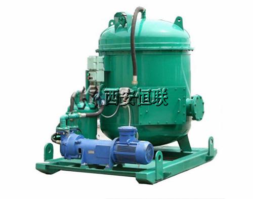 西安喷射式除气器_固控除气器厂家批发_钻井液除气器供应公司