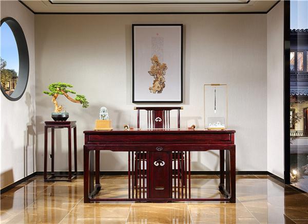 陕西新中式家具价格|西安古典家具厂|铜川实木家具定制