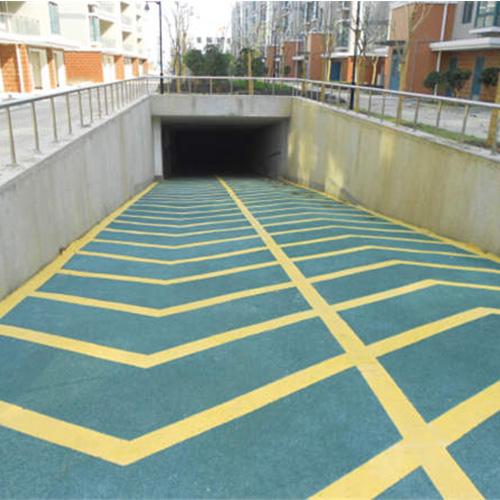 咸阳防滑车道设计工程|咸阳防滑路面设计工程|防滑路面施工