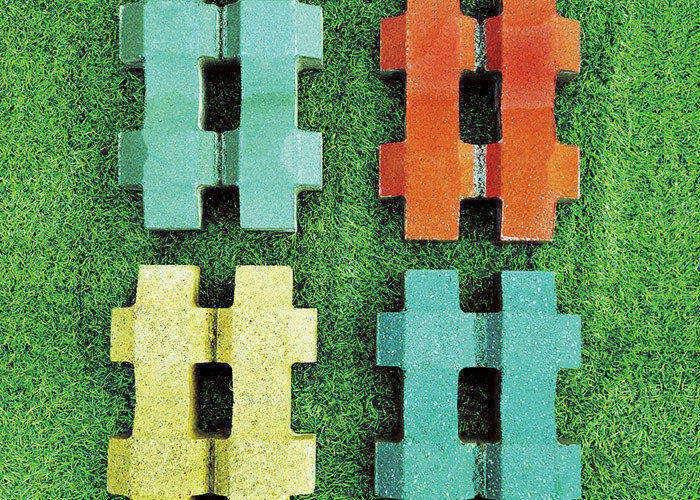 河南植草砖效果图_植草砖生产