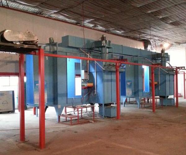 西安喷塑设备安装厂家|户县喷塑设备设计|高陵喷塑设备价格